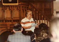 Rev John Richard Wimber