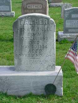 Henry Ansel