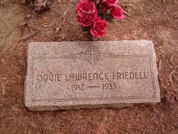 Dovie <i>Lawrence</i> Friedell