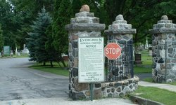 Evergreen Memorial Cemetery