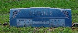 Betty Lou <i>Shockey</i> Echols