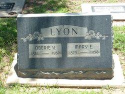 Mary Elizabeth <i>Smith</i> Lyon