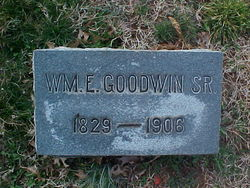 William Enos Goodwin, Sr