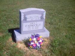 John E. Carmickle