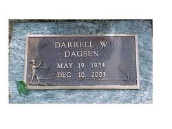 Darrell W Dagsen