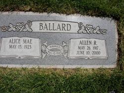 Allen Ross Ballard
