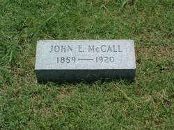 John Ethridge McCall
