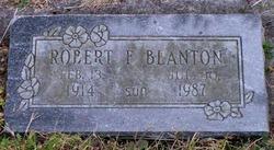 Robert F Blanton