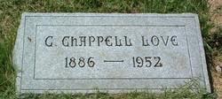 C. Chappell Love