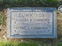 Ethel D. Cummings