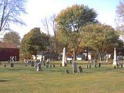 New Washington Christian Church Cemetery