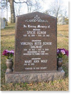Virginia Ruth Dagmar Egnor