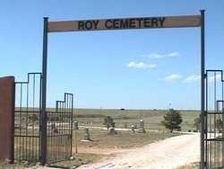 Roy Cemetery