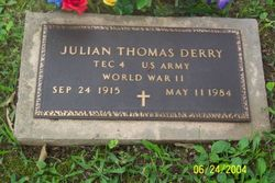 Julian Thomas Derry