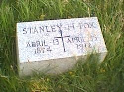 Stanley Hubert Fox