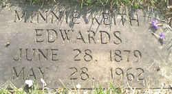 Minnie <i>Keith</i> Edwards