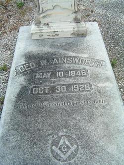 George W. Ainsworth