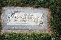 Ronald Jay Bailey