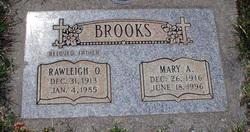Rawleigh Otis Brooks
