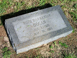 Ruth <i>Harmening</i> Hogan