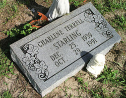 Charlene Terrell Starling