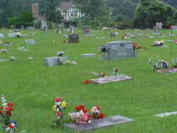 Tucks Chapel Cemetery