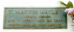 T. Marvin Hatley