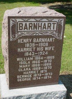 Henry Barnhart