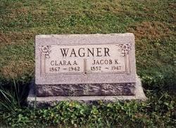 Clara Ann <i>Gibbons</i> Wagner