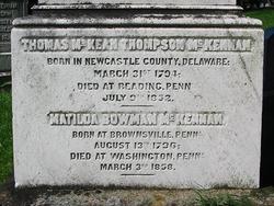 Thomas McKean Thompson McKennan