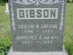 Gideon Walker Gibson