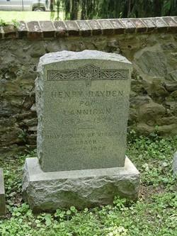 Henry Hayden Lannigan