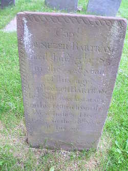 Capt Joseph Bartram