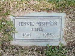 Jennie <i>Alexander</i> Aishton