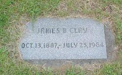 James Bruglar Clay