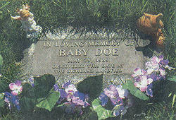 Baby Sweetheart <i>(Unknown)</i> Doe