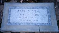Karl D Diehl