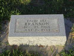David Dee Brannon