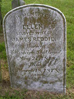 Ellen Reddie
