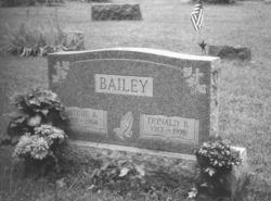 Donald Burdette Bailey