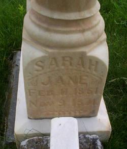 Sarah Jane Rees