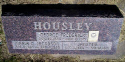 George Fredrick Housley