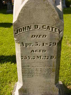 John B. Catey