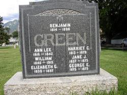 Ann <i>Lee</i> Green