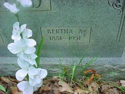 Bertha Ann Bond