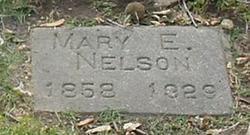 Mary Emily <i>Talbert</i> Nelson