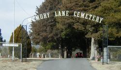 Memory Lane Cemetery