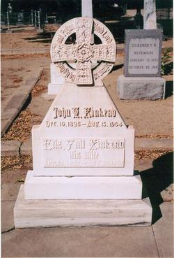 John Henry Kinkead