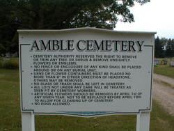 Amble Cemetery