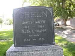 Ellen A. <i>Draper</i> Green